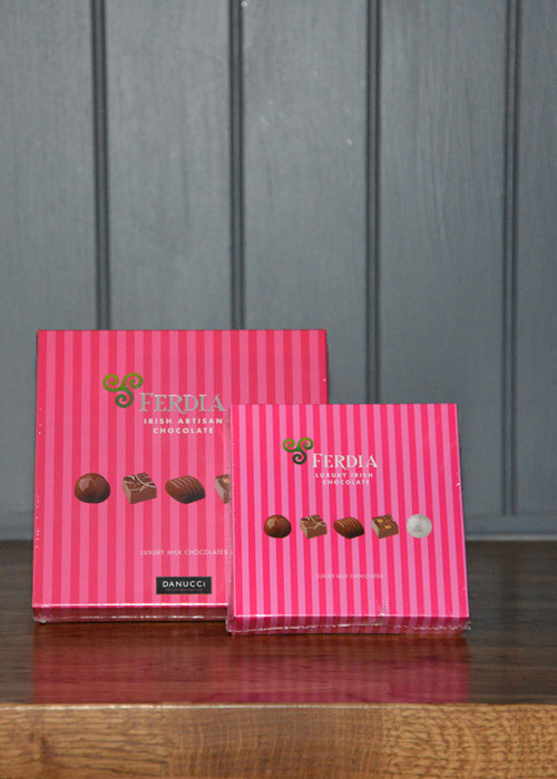 Danucci Milk Chocolates
